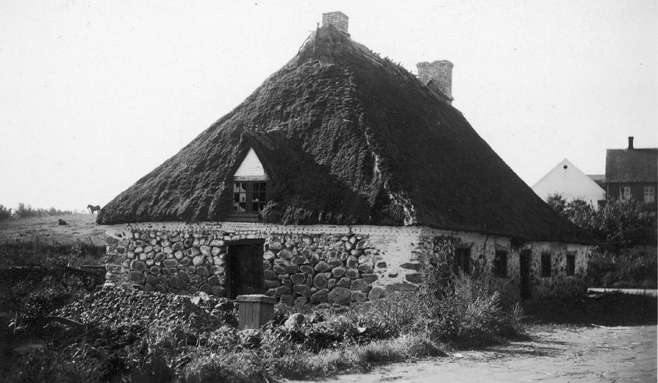 Fattighuset i Katterød på Sydfyn